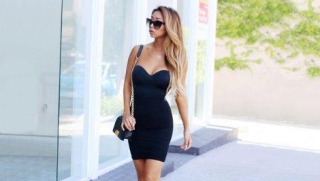 Bustier dress - a classic seduction