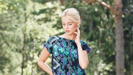 Șal de rochie - potrivire simplă și originalitate
