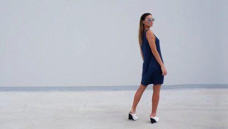 Kjole-skjorte - valget til fordel for praktisk og praktisk