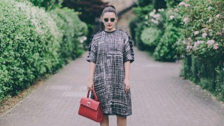 Šaty taška - pro extravagantní ženy