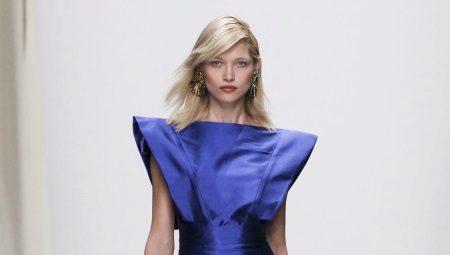 Por que os vestidos de crepe de chine são populares?