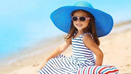 Vestidos de verão para meninas