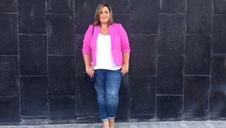 Jaquetes de grans dimensions per a dones obeses