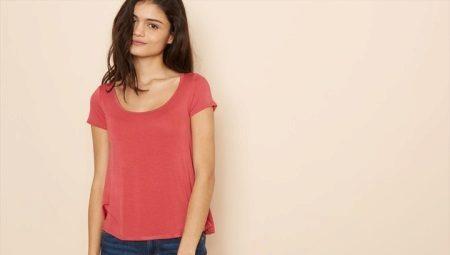 Punainen t-paita