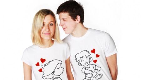 T-paidat ystäville