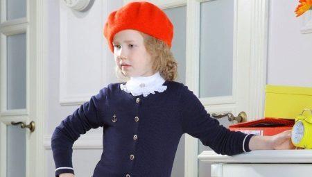 Suéteres escolares para meninas