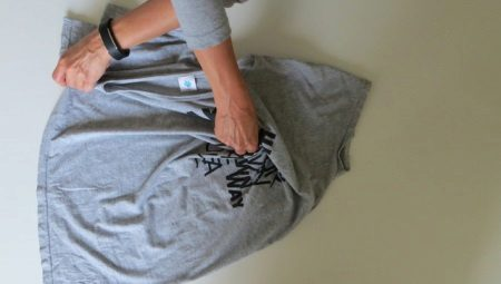 Miten taitetaan nopeasti T-paita