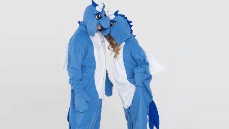 Kigurumin pyjamat - hauskat eläintarvet