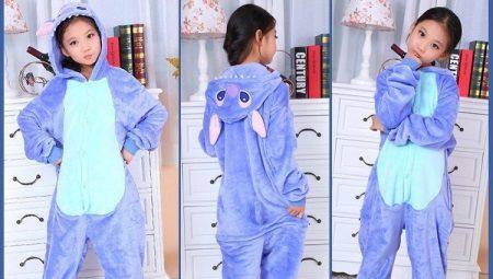 Pyjama-ommel