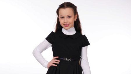 Vestidos de escola para meninas