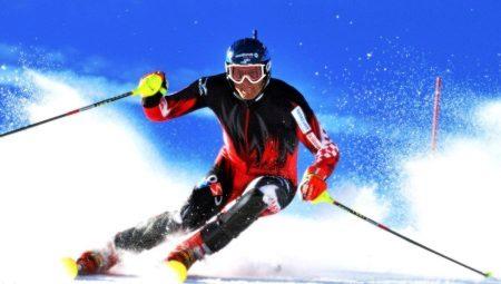 Terno de esqui aquecido
