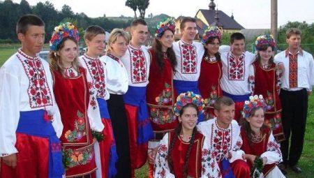 Traje nacional ucraniano