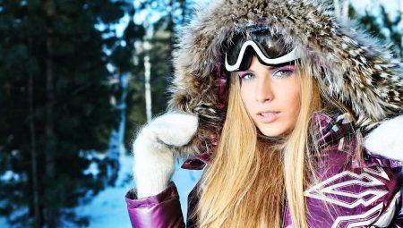 Terno de inverno feminino