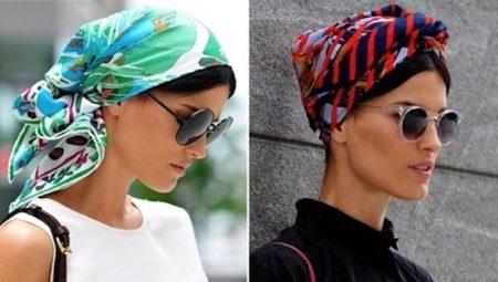 Que lindo amarrar um lenço na sua cabeça?