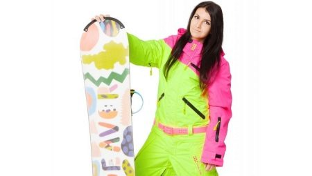 Macacão de snowboard