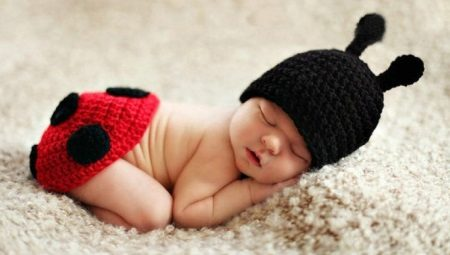 Chapéus de inverno para bebês