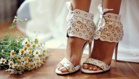 Sandálias de casamento