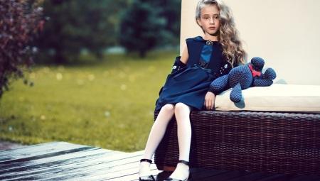 Sapatos pretos para meninas