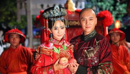 Kiinan kansallinen puku