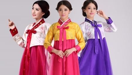 Korean kansallinen puku