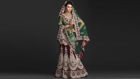 Intian naisen puku