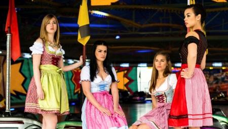 Saksan kansallinen puku