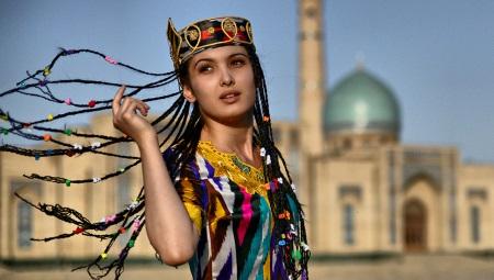 Fato de uzbeque