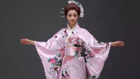 Japanilainen puku