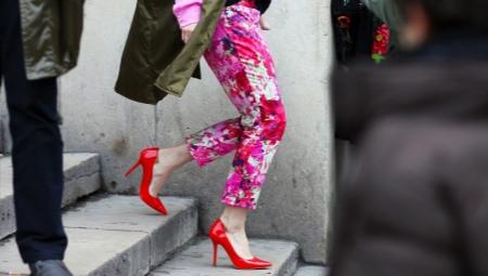 Sapatos de couro femininos da Itália
