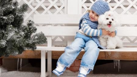 Botas de inverno para crianças-dutik para meninas