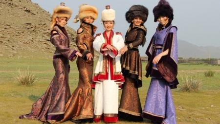 Buryatin kansallinen puku