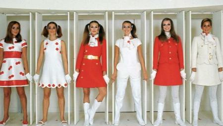 Muoti: 60-luvun tyyli