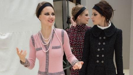 Coco Chanelin tyyli vaatteissa