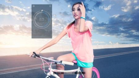 Fitness-rannekoru Xiaomi Mi Band
