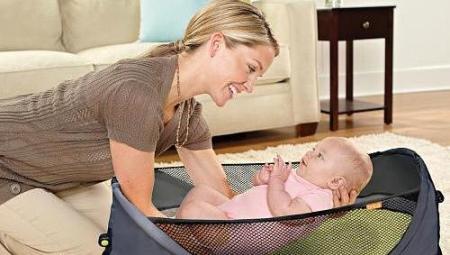 Bolsa para o recém-nascido