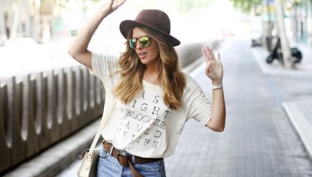 Miten ommella naisten T-paita: kuvioita ja mestarikursseja