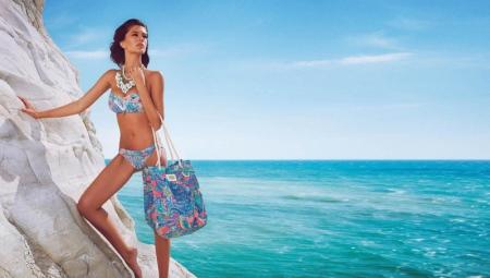 Bolsa de praia faça você mesmo