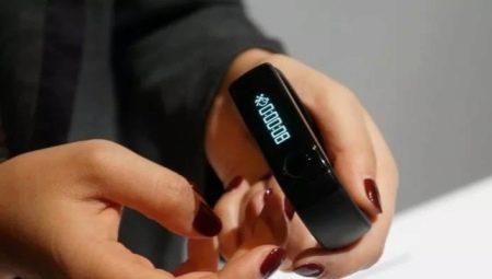 Fitness-rannekoru iPhonelle