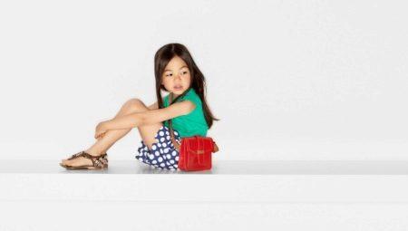 Bolsa para niñas con sus propias manos.