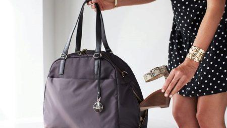 Hoe een stoffen tas met uw eigen handen naaien?