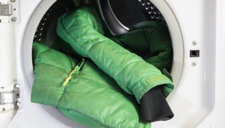 Cum se spală un sacou într-o mașină de spălat-mașină?