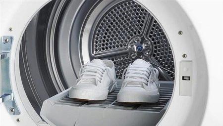 Hoe sneakers te wassen in de wasmachine?