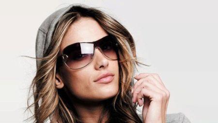 Cum de a alege ochelari pentru o față pătrată?