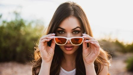 Zonnebrillen kiezen voor een langwerpig gezicht