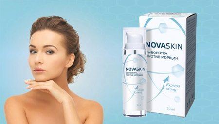 Kenmerken en werkingsprincipe van antirimpel serum Novaskin