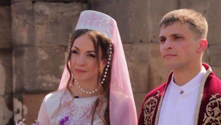 Örmény esküvő: szokások és hagyományok