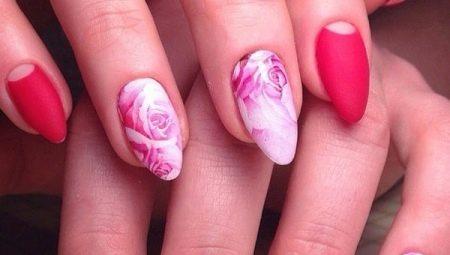 Rozen op nagels: ontwerpstijlen en modetrends