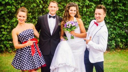 Tanúk az esküvőn: hogyan kell kiválasztani és milyen szerepük van?