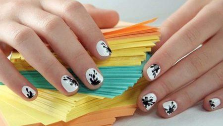 Ideeën voor het maken van een manicure voor tieners van 13-14 jaar