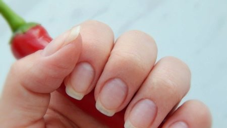 Hoe nagels groeien in een week?